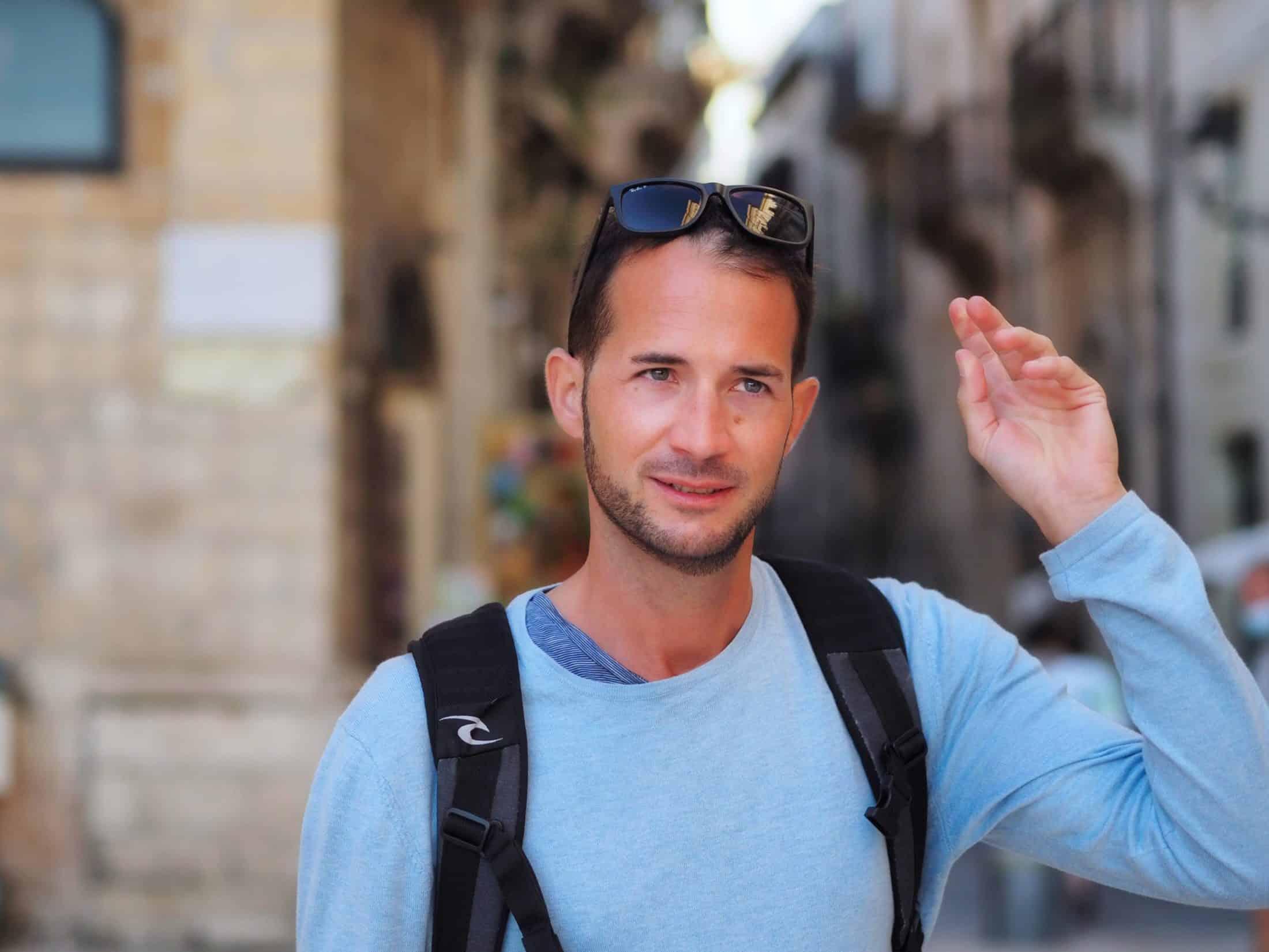 Markus Raab Work and Travel