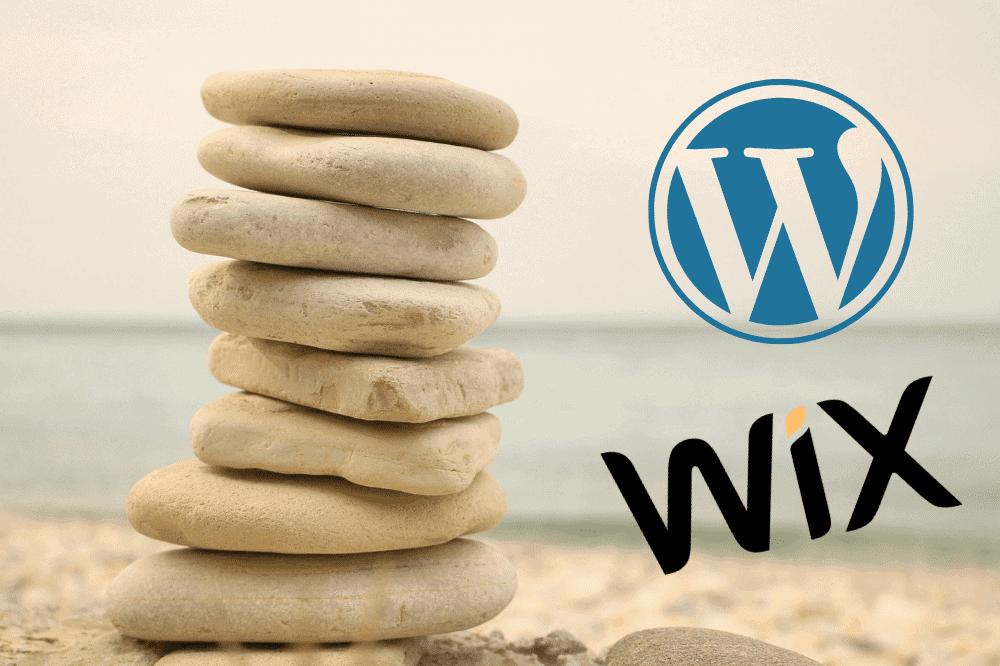 WordPress vs. Wix und weitere Website Builder: warum WordPress meistens die bessere Wahl ist