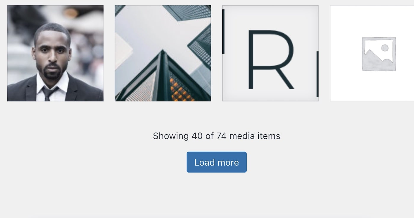 Quick Fix: WordPress Infinite Scrolling der Media Library erneut aktivieren (ab WP 5.8)
